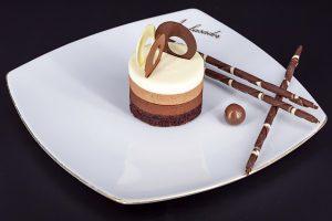 Trio -Chocolate